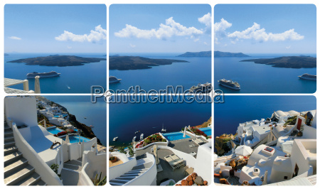 the set from views in oia