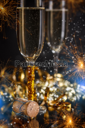 new years concept