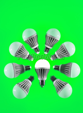 energy, saving, led, lightbulbs - 18173532