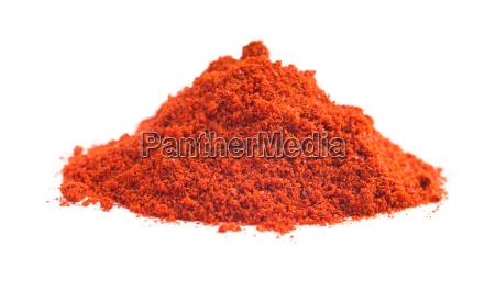 ground chili pepper