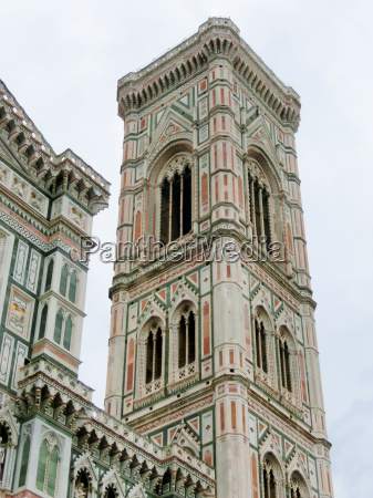 bell tower for the basilica di