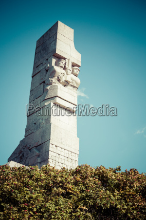 westerplatte monument commemorating first battle of