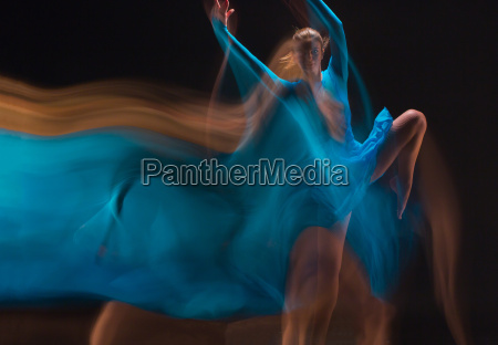 the art photo emotional dance of