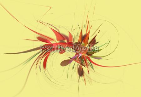 fractal flames image courtesy of stanley