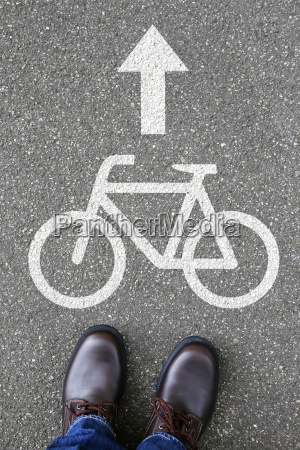 man man bicycle cycling bike path
