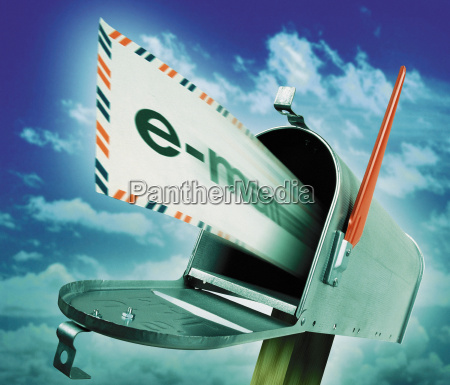 postbox and e mail