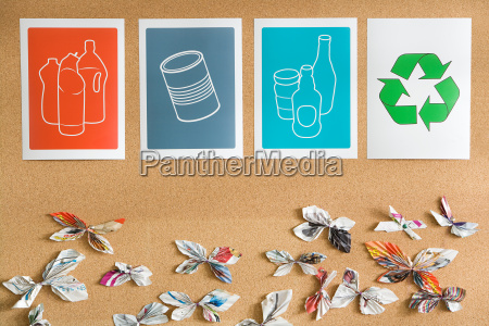 recycling illustrations