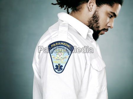 profile of a paramedic