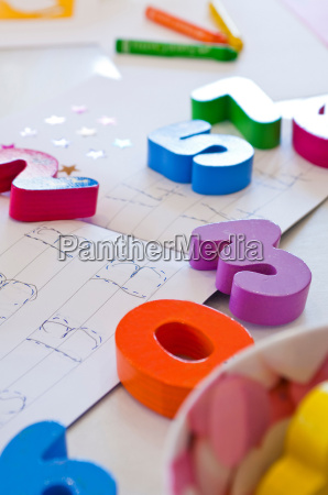 childrens mathematics equipment