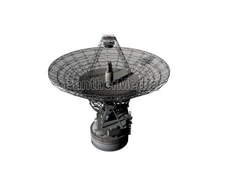 optional radio telescope