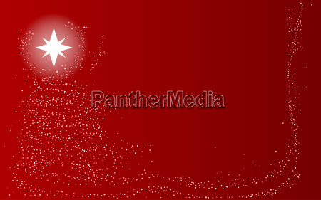red dots christmas background