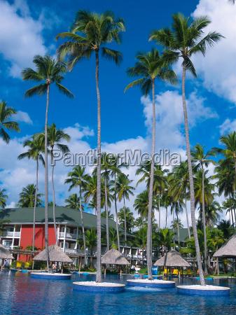 punta cana dominican republic february