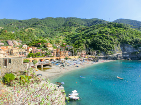 the, view, of, monterosso, , italy - 18909472