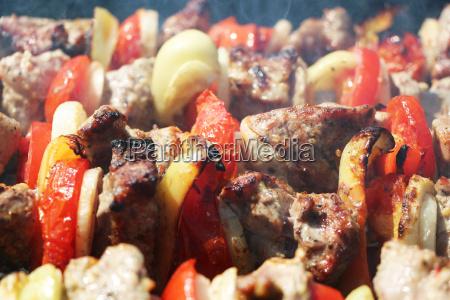 meat vegetable cook macro
