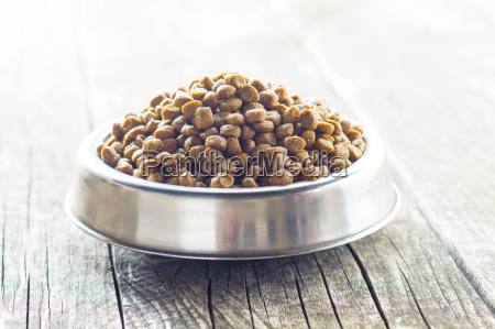 dried food for dogs or cats