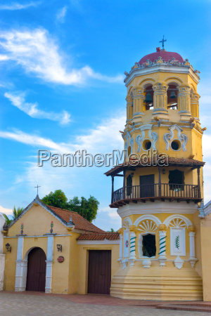 historic colonial church