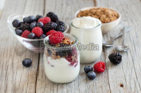 azul comida salud cosecha frescura dieta