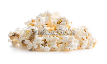 tasty, salted, popcorn. - 18982247