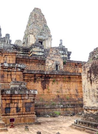 pre rup temple at angkor