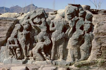 butkara ruins swat valley north west