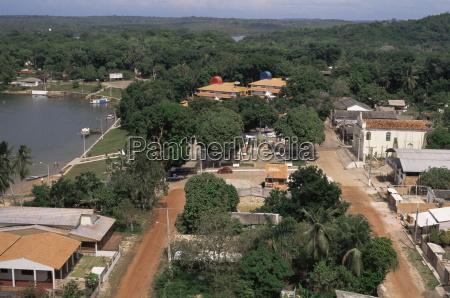 alter do chao amazon area brazil