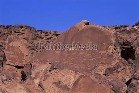 san rock art twyfelfontein damaraland namibia