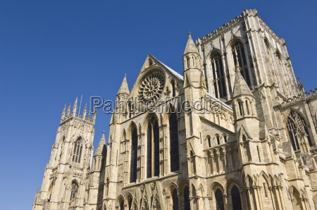 side view of york minster northern