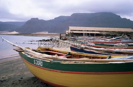 island of sao vicente cape verde