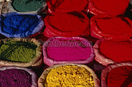 textile dyes kathmandu nepal asia