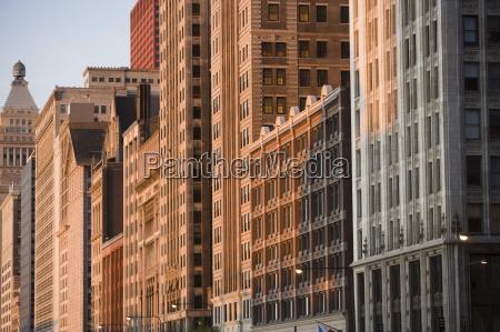 michigan avenue chicago illinois united states