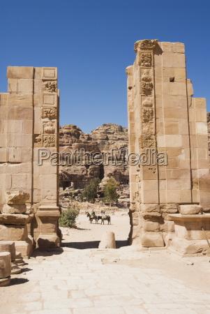 temenos gateway petra unesco world heritage