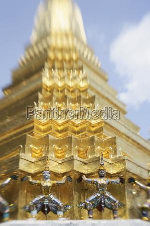 wat phra kaew bangkok thailand southeast