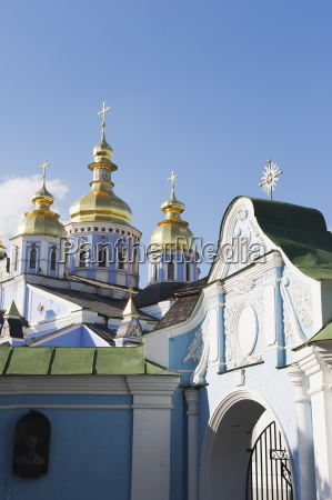 st michaels gold domed monastery copia