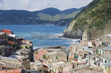 village of vernazza cinque terre unesco