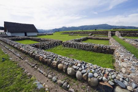 inca ruins historic centre of santa