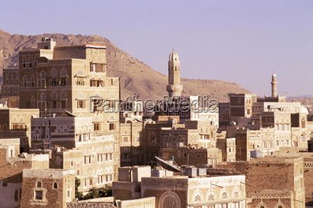 old town sanaa unesco world heritage