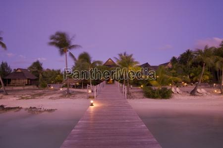 le maitai dream hotel fakarawa tuamotu