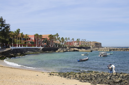 goree island famous for its role