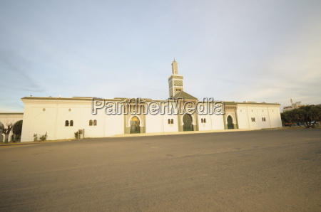 the grand mosque dakar senegal west