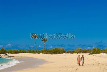 beautiful sandy beach at ngazidja grand
