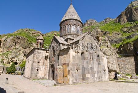 geghard monastery unesco world heritage site