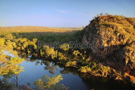 katherine gorge and katherine river nitmiluk