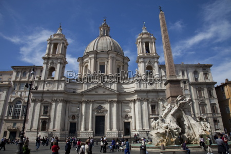 st agnese in agone church and