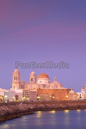 church of santa cruz and cathedral