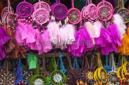 otavalo market souvenir shop imbabura province