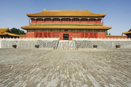 zijin cheng the forbidden city palace