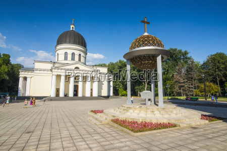 nativity cathedral in the center of