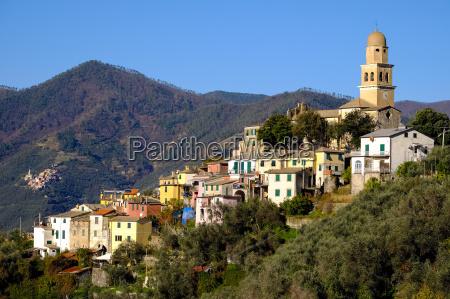 legnaro village near monterosso cinque terre