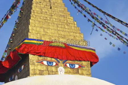 all seeing eyes of the buddha
