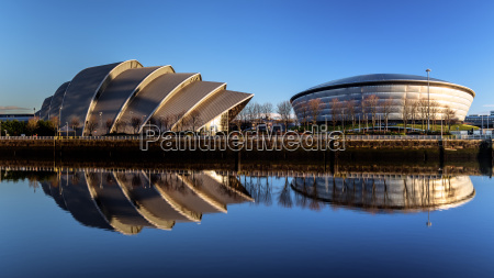 armadillo and hydro pacific quay glasgow